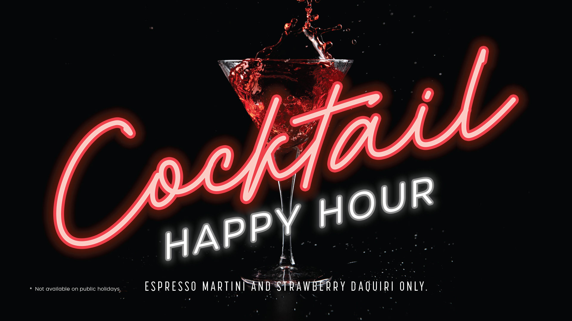 Cocktail Happy Hour for website graphic