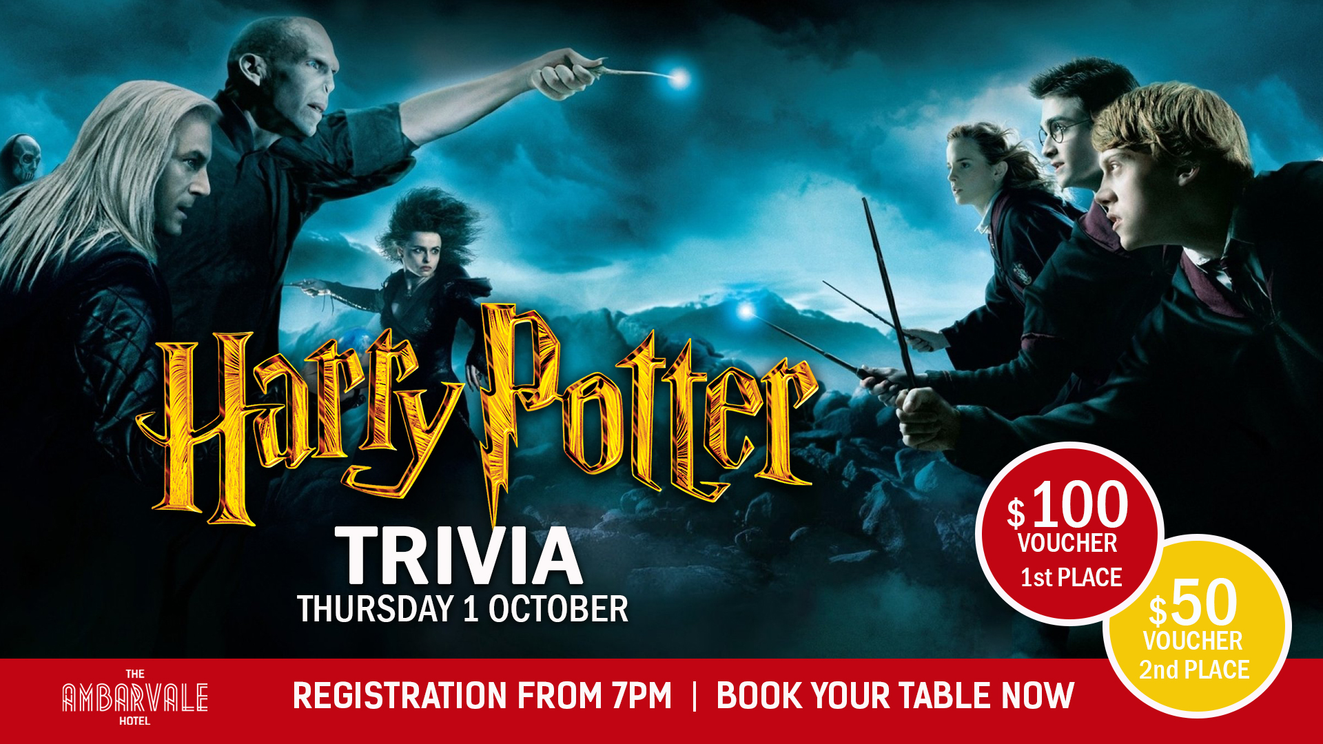 Harry Potter Trivia plasma oct 2020